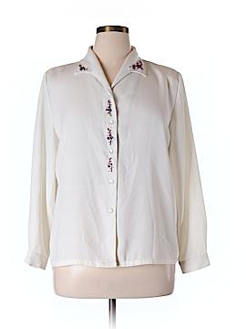 Koret Long Sleeve Blouse Size 18 (Plus)