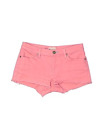 Roxy Women Denim Shorts 26 Waist