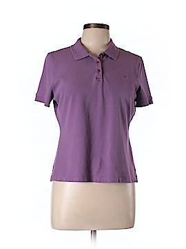 Faconnable Short Sleeve Polo Size L