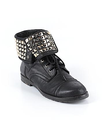 MICHAEL Michael Kors Women Ankle Boots Size 7