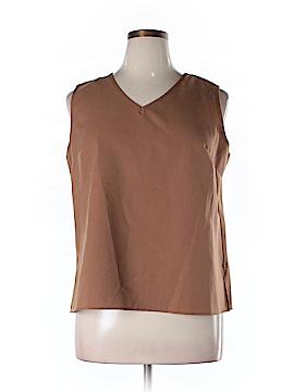 BFA Classics Sleeveless Blouse Size 18 (Plus)