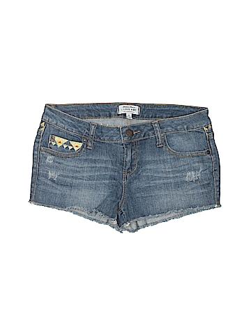 I Love H81 Women Denim Shorts 25 Waist