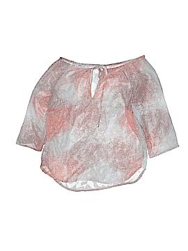 Love Soup 3/4 Sleeve Blouse Size M
