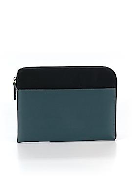 Iris & Ink Leather Clutch One Size