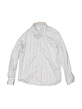 Robert Graham Long Sleeve Button-Down Shirt Size 10 - 12