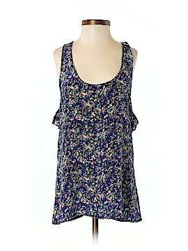 Tolani Sleeveless Silk Top Size XS