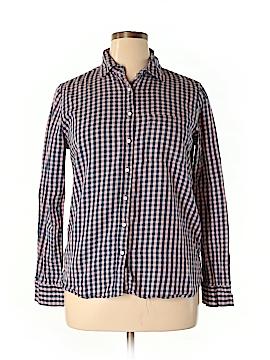 Prince & Fox Long Sleeve Button-Down Shirt Size XL