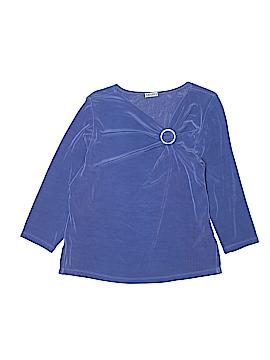 Amanda 3/4 Sleeve Top Size M
