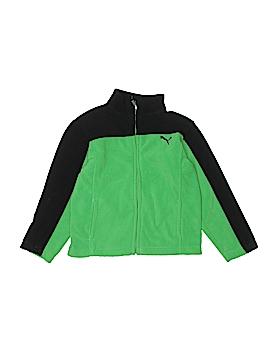 Puma Fleece Jacket Size 5T