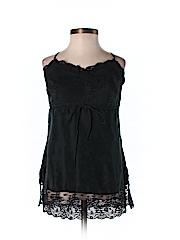 Express Design Studio Women Sleeveless Silk Top Size XS