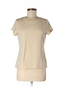 Apostrophe Short Sleeve Top Size M (Petite)