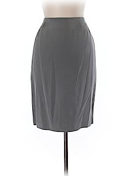 Ellen Tracy Silk Skirt Size 10