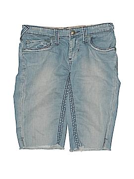 Stitch's Denim Shorts 26 Waist