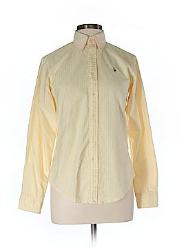 Ralph Lauren Blue Label Long Sleeve Button-Down Shirt Size 6