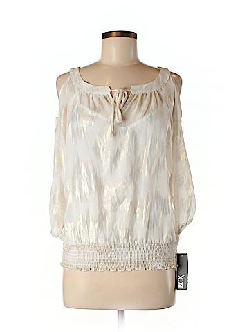 BCX Women 3/4 Sleeve Blouse Size M