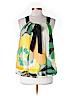Tibi Women Sleeveless Silk Top Size 6