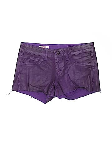 SOLD Design Lab Women Denim Shorts 25 Waist