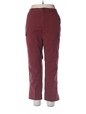 L.L.Bean Cargo Pants Size 16 (Petite)