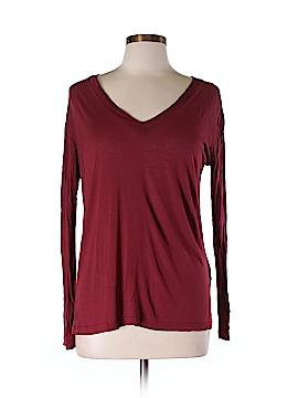 Zara TRF Long Sleeve T-Shirt Size L