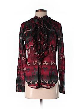 Lauren Jeans Co. Long Sleeve Blouse Size S