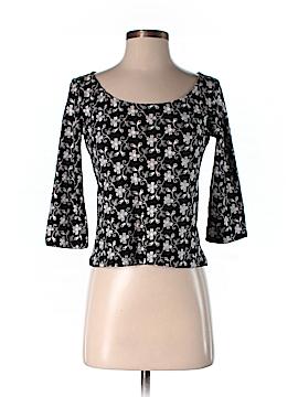 Carole Little 3/4 Sleeve Blouse Size S