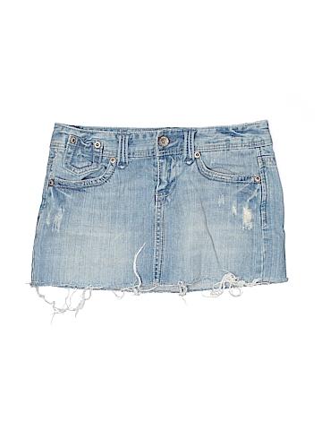 Aeropostale Denim Skirt Size 3 - 4