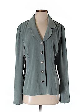 Leslie Fay Long Sleeve Blouse Size 4