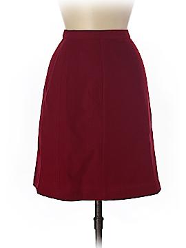 Thierry Mugler Wool Skirt Size 40 (FR)