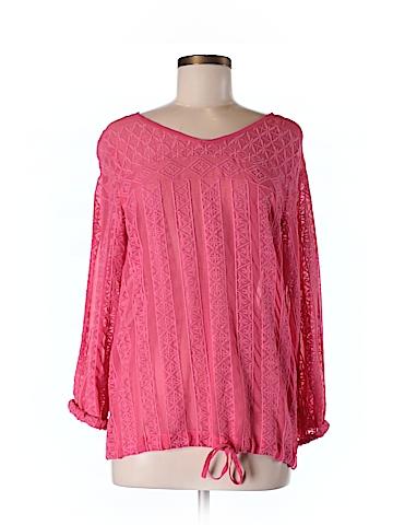 Letarte Women 3/4 Sleeve Blouse Size M