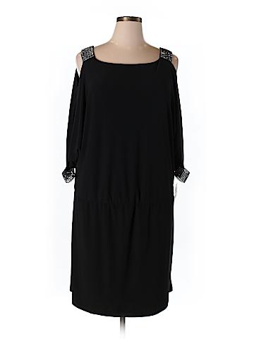 MSK Women Cocktail Dress Size 16 (Plus)