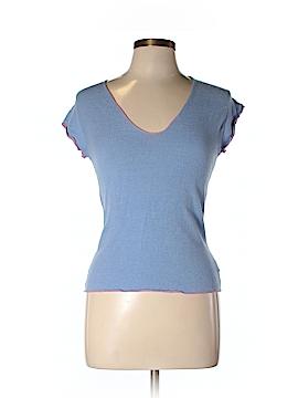 Relais Short Sleeve Top Size L