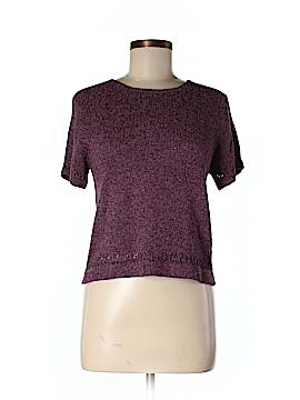 Sigrid Olsen Sport Silk Pullover Sweater Size S