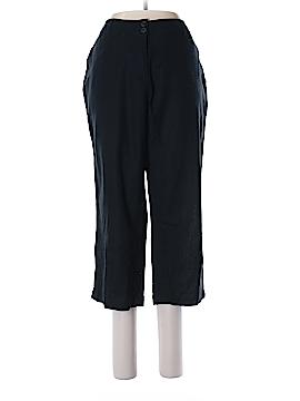Avenue Linen Pants Size 14