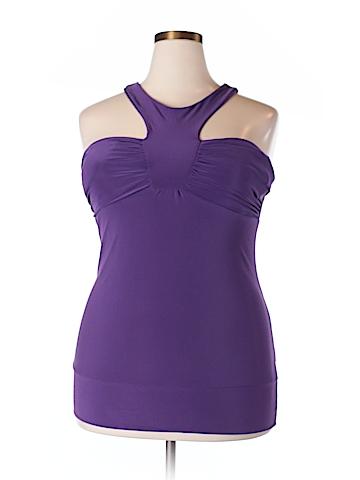 Kiwi Sleeveless Blouse Size 2X (Plus)