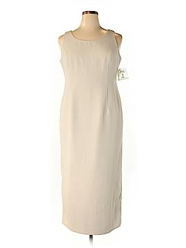 R&M Richards Casual Dress Size 14 (Petite)