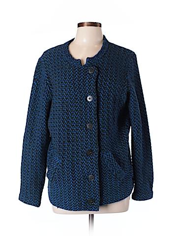 Theory Wool Cardigan Size L