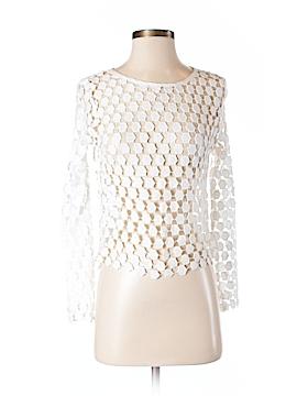 Wells Grace Long Sleeve Top Size XS