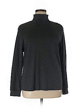 Karen Walker Long Sleeve Turtleneck Size XL