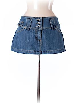 Car Mar Denim Skirt 29 Waist