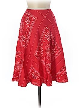 Charles Nolan Silk Skirt Size 8