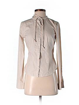 BCBGeneration Long Sleeve Button-Down Shirt Size 2