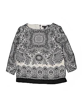 Willi Smith 3/4 Sleeve Blouse Size S