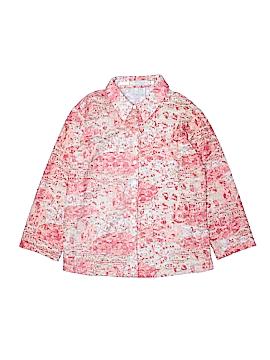 FDJ 3/4 Sleeve Blouse Size L