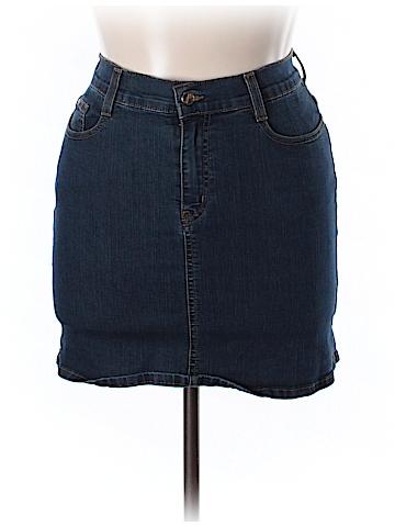 Eunina Denim Skirt Size XL