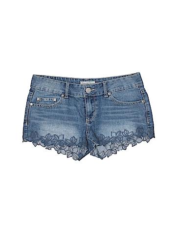 SO Women Denim Shorts Size 5