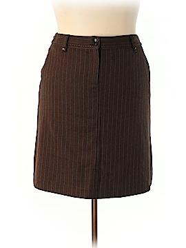 Boden Wool Skirt Size 18 (Plus)