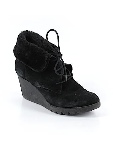Donald J Pliner Women Ankle Boots Size 7 1/2