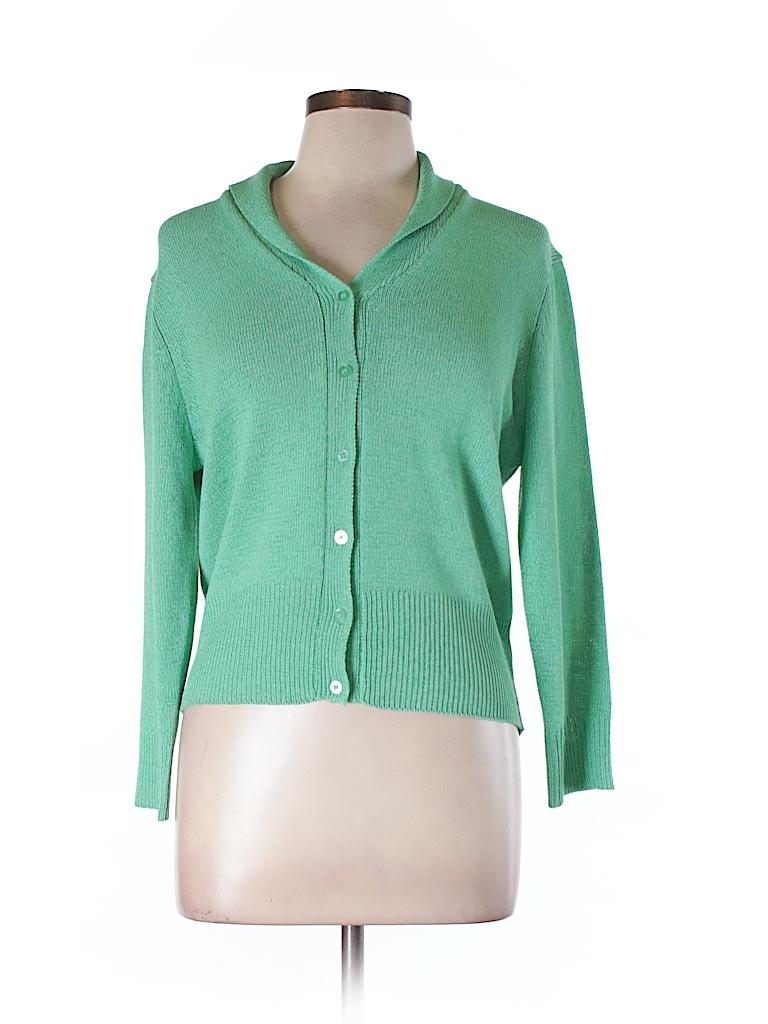 Jones Wear Women Cardigan Size L
