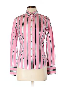 Robert Graham Long Sleeve Button-Down Shirt Size 2