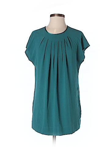 Escada Short Sleeve Blouse Size 38 (EU)
